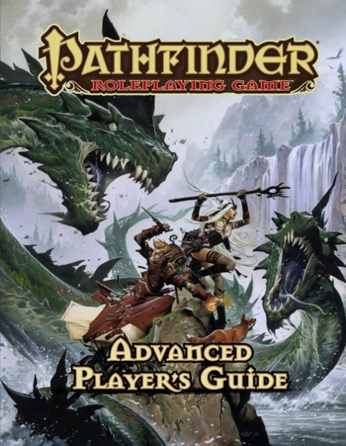 8dc0e-capa Índice do Livro de Regras Avançadas - Pathfinder