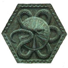 e0e71-simbolo_sviluss A Cidade Perdida de Luckendor, 2ª Parte: A Águia, a Coruja e a Serpente, sessão final