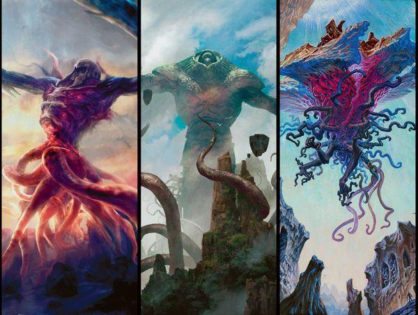 Magic_Eldrazi-600x452 P.VI | A História de Magic The Gathering (Final)