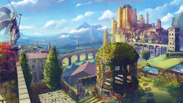 Greyhawk_Aerdy Os Primeiros Grandes Reinos