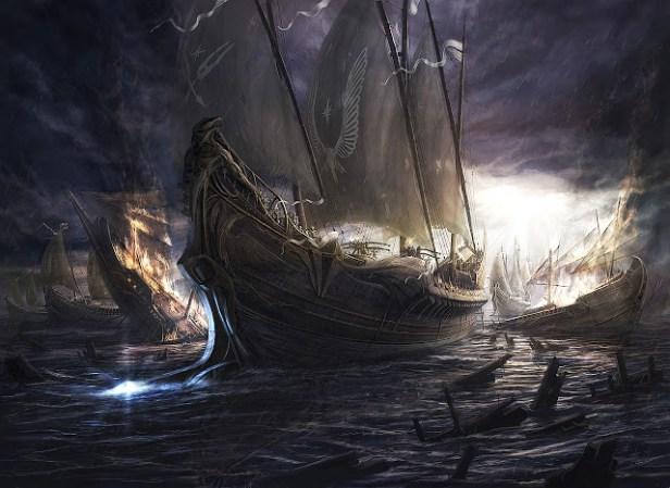 Greyhawk_GG27 As Guerras de Greyhawk - Parte IV