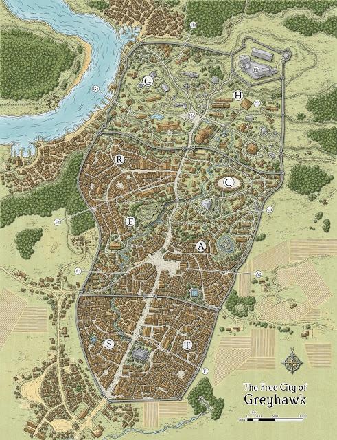 Greyhawk_Mapa Greyhawk