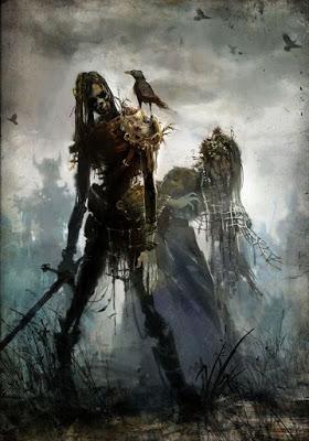 Greyhawk_Mortos-de-Lázarus Insurreição da Aurora