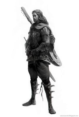 Greyhawk_Olidammara-Bard Olidammara - O Bardo dos Deuses