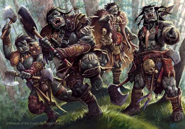 Greyhawk_Orcs-600x417 Pontyrel - Travessia pela Floresta Obscura I