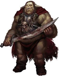Greyhawk_Típico-bugbear As Masmorras de Morea