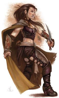 Greyhawk_halfling Povos de Flanaess