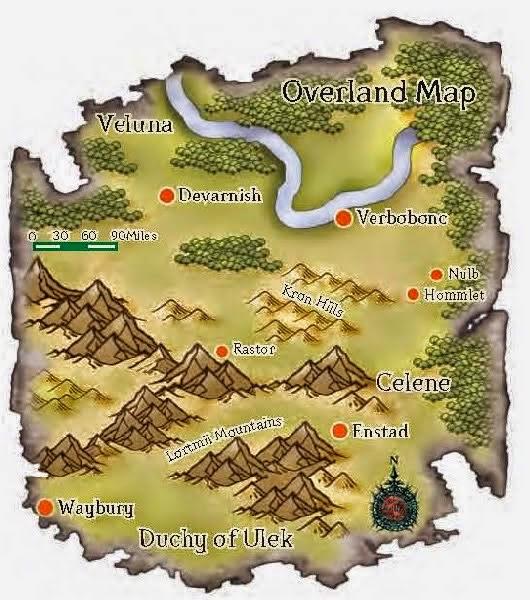 Greyhawk_overlandmaps Verbobonc