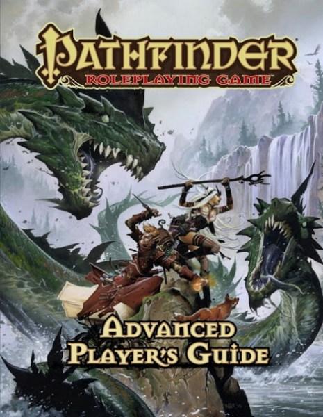 Pathfinder_Capa-465x600 Livro de Regras Avançadas Pathfinder