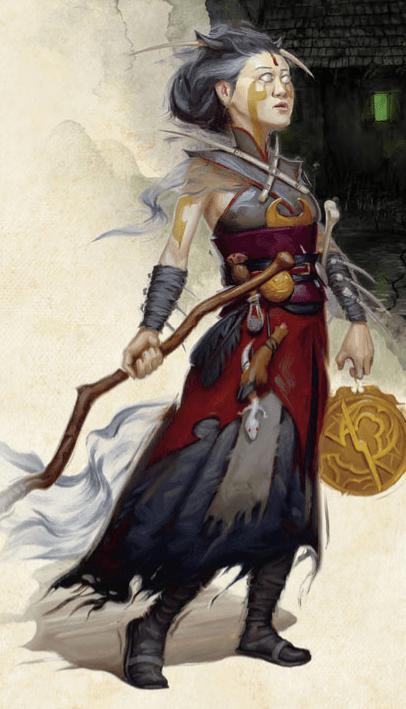 DD5_O_Bruxo Bruxo – D&D 5ª Edição