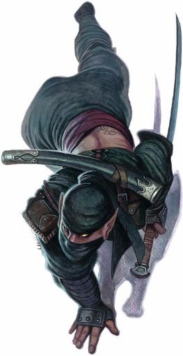 Pathfinder_Elfo_nas_sombras Dissuasões de um Príncipe
