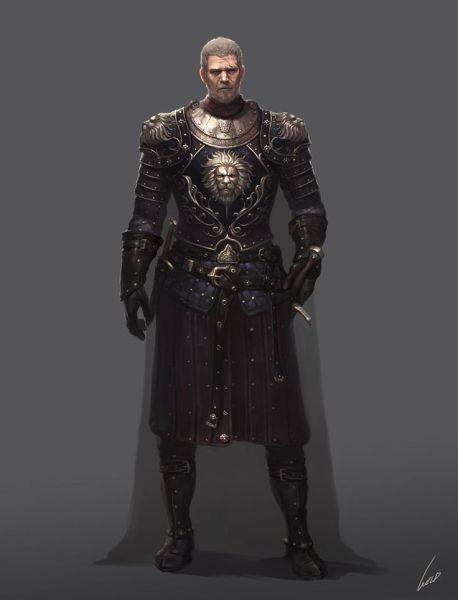 Rei-Hedrick-458x600 Reinos de Toran: Reino de Caerleon