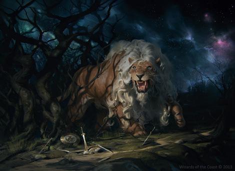 crivon-lion-ohara-caerleon-lion-art Mito da Fundação do Reino de Caerleon