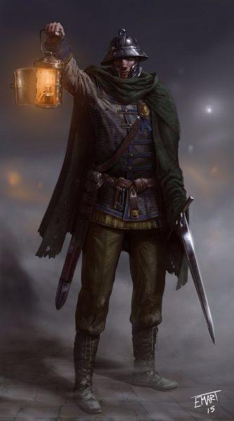 Forgotten_Kalebe-Soldado-do-portão-333x600 Diário de uma Comitiva – Parte IV