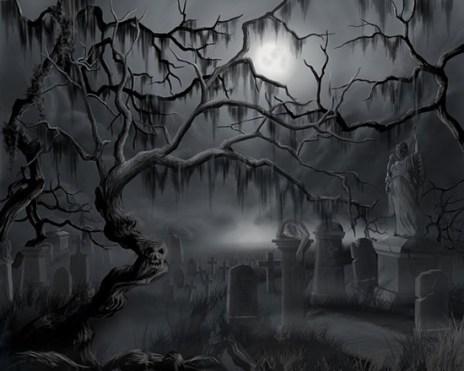 Arzien_Cemiterio-dos-Guerreiros-Derrotados-2 A Coroa da Ruína, 3ª Parte: As Filactérias de Arantos, sessão I