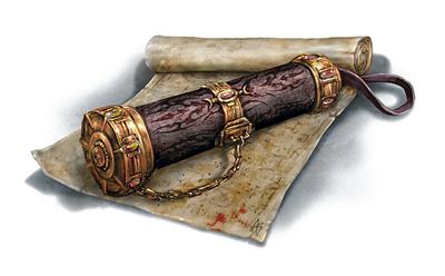 Arzien_Filacteria_Arantos A Coroa da Ruína, 3ª Parte: As Filactérias de Arantos, sessão final