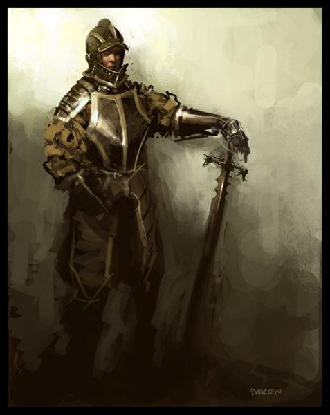 crivon-capitao-ronald-excelbrand-477x600 Reinos de Toran: O Protetorado Morth e suas Cidadelas