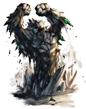 Greyhawk_Elemental1 O Cofre de Romag - Parte I