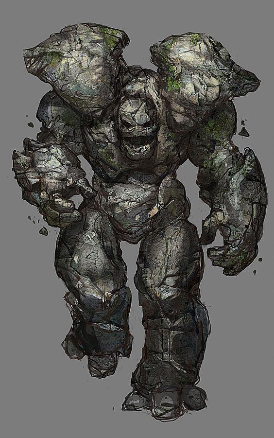 Greyhawk_Elemental2 O Cofre de Romag - Parte I