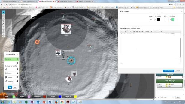 24-01-17-1-1 Aventura CaLuCe: O plano de Sombra da Morte, o combate