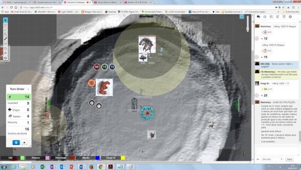 24-01-17-3 Aventura CaLuCe: O plano de Sombra da Morte, o combate
