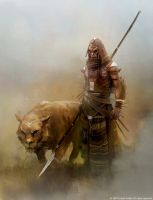 Greyhawk_Totem-do-leão Pathfinder_Totem do leão