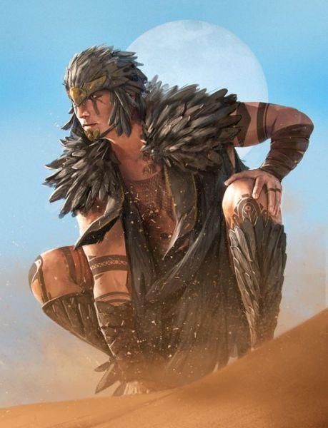 Greyhawk_druida-do-deserto-459x600 O Druida - Pathfinder