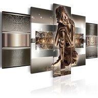 200×100 ! Formato Grande Buddha + Impresion en calidad fotografica + 5 partes + cuadro 020113-289 + 200×100 cm