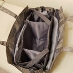 3 in 1 Diaper Bag Portable Foldable Bassinet Mattress & Changing Pad Station photo review
