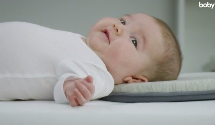 baby head support pillow prevent infant