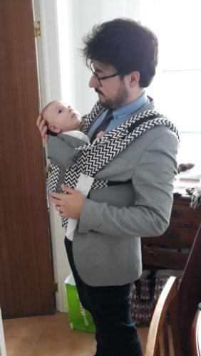 Baby Carrier Ergonomic Design Baby Wrap Sling photo review