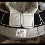 Ergonomic Baby Carrier Wrap Sling with Storage Pouch photo review