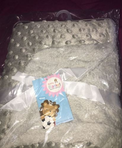 Baby Blanket & Swaddling Thermal Soft Cotton Fleece photo review