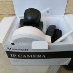Baby Monitor with 2 way Audio & Smart Camera with Motion Detection photo review
