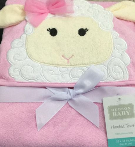 Animal Hooded Baby Bath Towel photo review