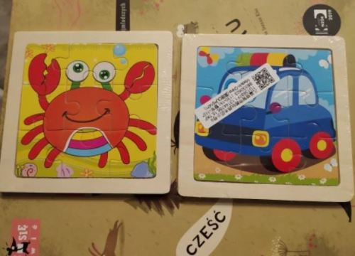 Jigsaw Puzzle Kids Cartoon Animal Puzzles photo review