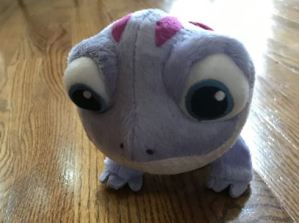 Frozen Bruni Plush Toy photo review