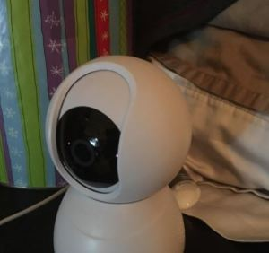 Baby Monitor with Wifi Camera & Auto Tracking photo review