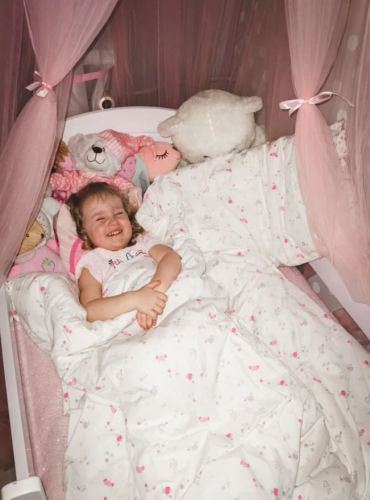 Baby Room Canopy Tent Princess Style Bed Room Canopy Mosquito photo review