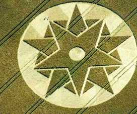 Crop circles geometry estructura del vacío