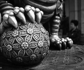 El guardián del conocimiento chino. Flor de la vida
