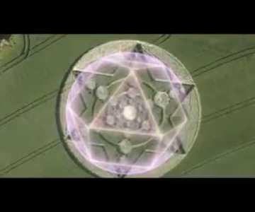 Crop circle la estructura del vacío