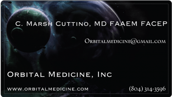 Logo Email address for Orbital Medicine, Inc