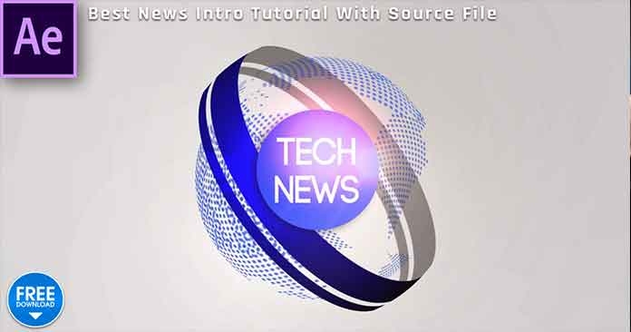 After Effects News Template Free
