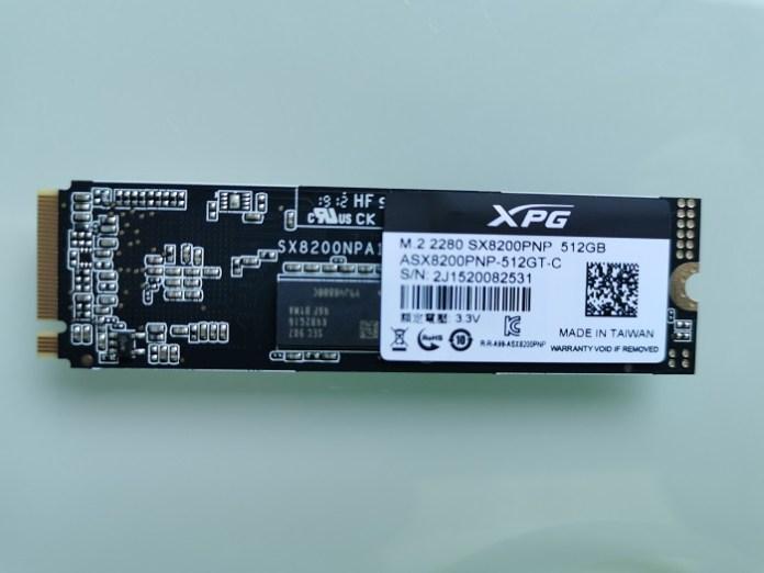 SX8200 Pro 512 GB