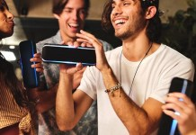 Portable Speakers Sony Has Released A Portable Column For Summer Parties