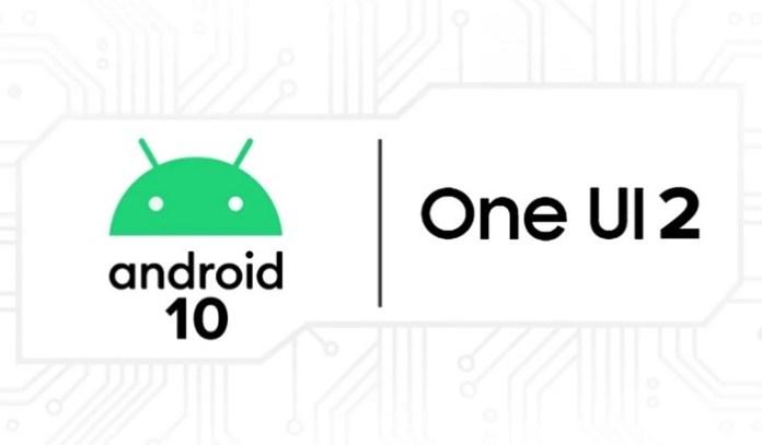 Galaxy S10 Android 10 OneUI OneUI 2.0 beta Samsung