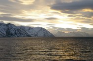 Sailing Out of Hammerfest - 08