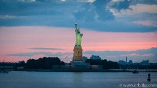 Statua Wolności - New York 2015