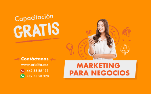 Marketing para negocios. Capacitación GRATIS